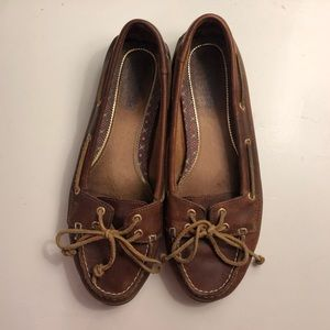 Women's Sperry Topsider Boat Shoes